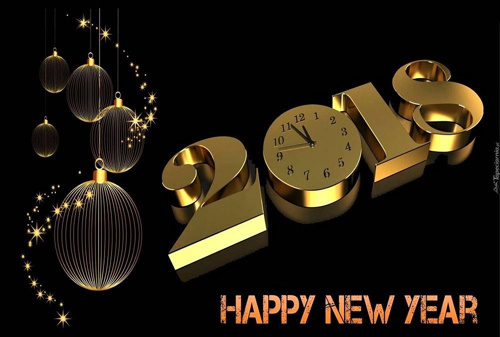 Nadchodzi Nowy Rok!