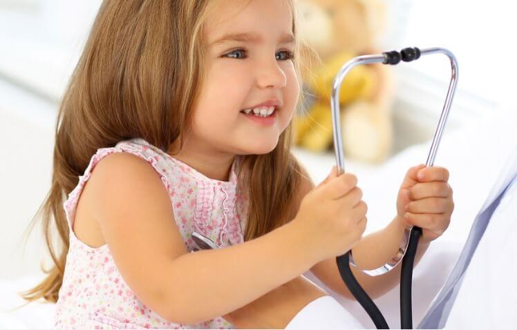 Nowy lekarz pediatra